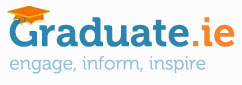 Graduate.ie - Engage, Inform & Inspiring Young People about Local Government in Ireland Logo